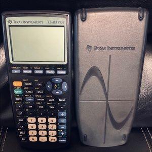 Texas Instrument TI-83 Plus